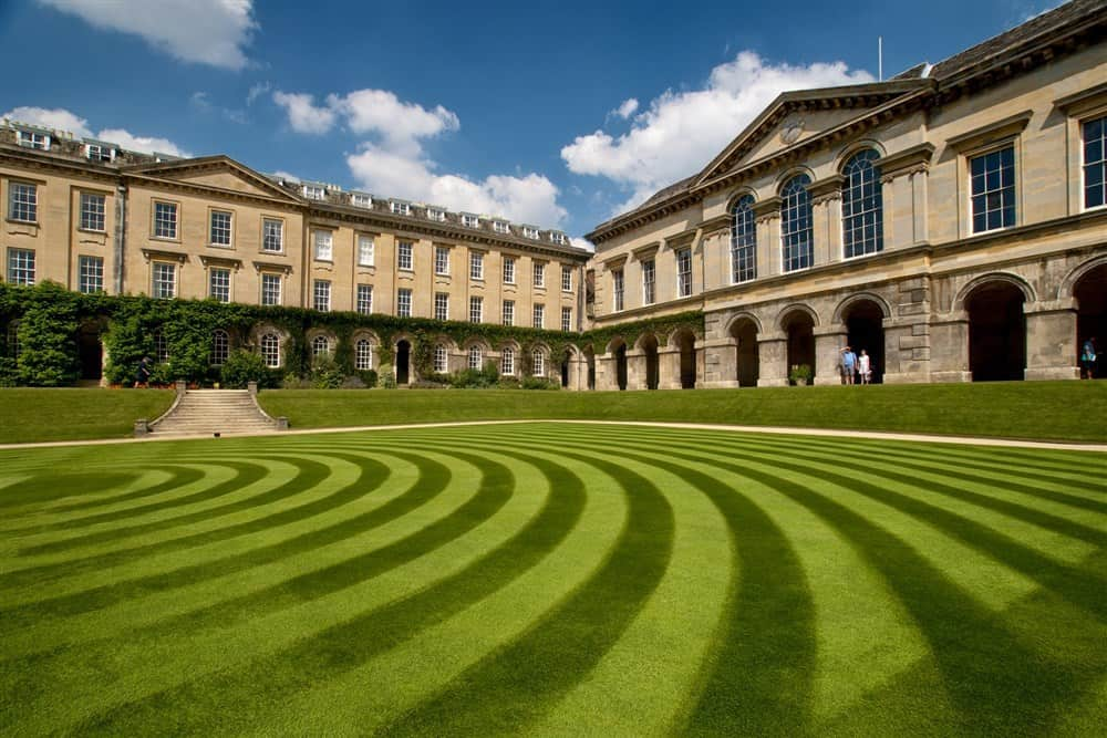 Worcester College, University of Oxford